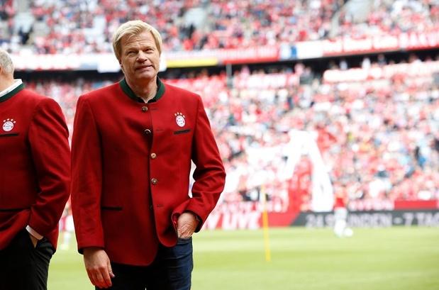 """""""Oliver Kahn deviendra patron du Bayern Munich en 2021"""""""
