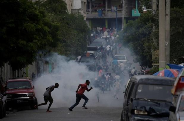 Vijftien mensen doodgeschoten in Haïti, onder wie journalist en activiste