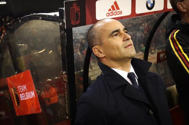 """Roberto Martinez: """"Spelen op het EK tegen twee gastlanden en dat is zonde"""""""