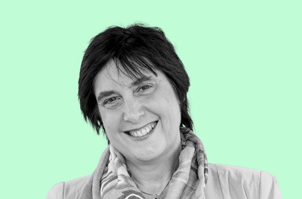 CEO en ondernemer Françoise Chombar: 'Vrouwen zijn net zo intelligent als mannen, maar hun motivatie is anders'
