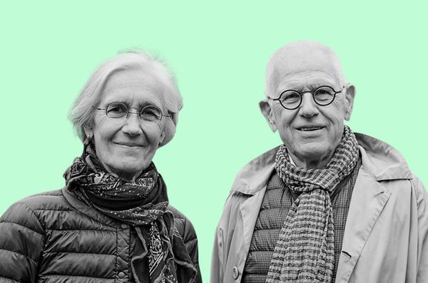 Eric Janssen en Anne Rasschaert van het Eran Fonds voor Vrouwen: 'Sommige vrouwen vragen zich luidop af of vrouwenemancipatie nog op de agenda moet staan'