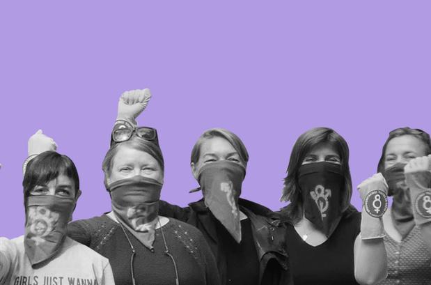 'Het werk van vrouwen* houdt de samenleving overeind. Het is hoog tijd dat die dat waardeert'