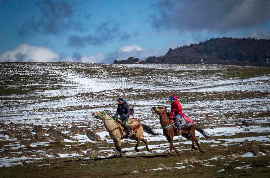 Maroc: ces montagnes sans touristes