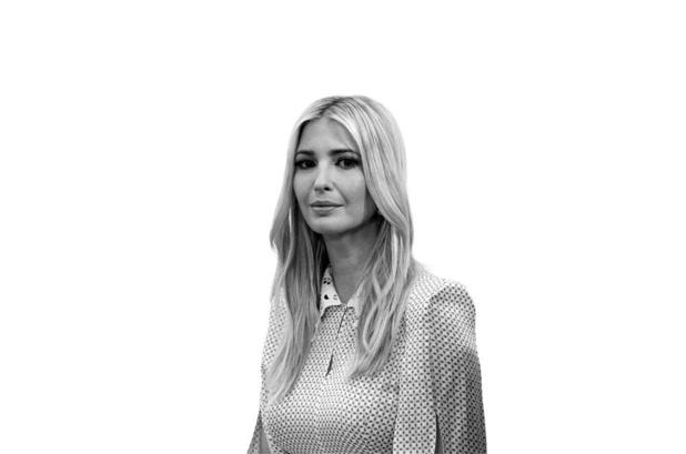 Ivanka Trump - Schadelijk gesprek