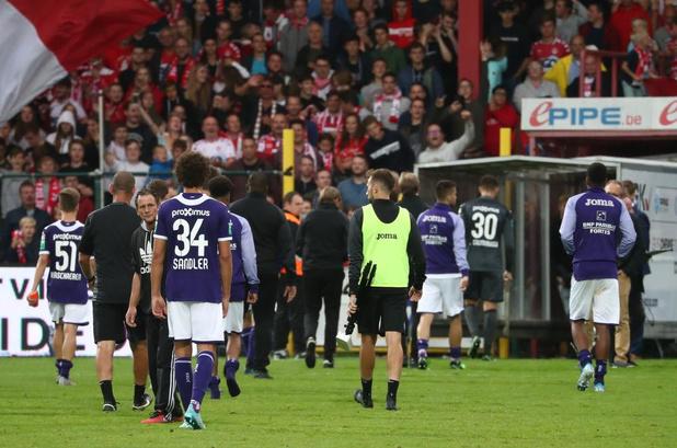 Anderlecht: pourquoi ils sont cramés ?