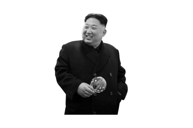 Kim Jong-un - President