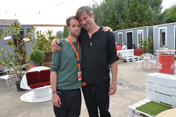 """Wannes Cappelle en Broeder Dieleman: """"Op iedere uitnodiging moet er staan: 'met eten' of 'zonder eten'"""""""