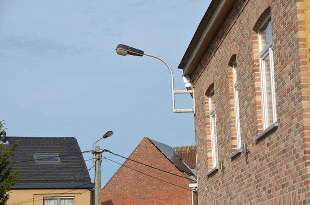 """Mesen draagt verlichting over aan Fluvius: """"Besparing van 67.000 euro"""""""