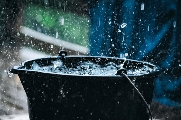 L'eau de pluie bientôt taxée en Wallonie ?