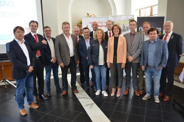 Ieper nieuwe startplaats van Gent-Wevelgem In Flanders Fields