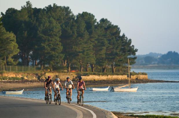Met de fiets door het zuiden van Bretagne