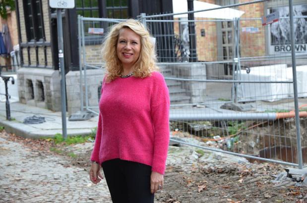 Annemiek viel jaar geleden in bouwput en zit nog steeds in het sukkelstraatje