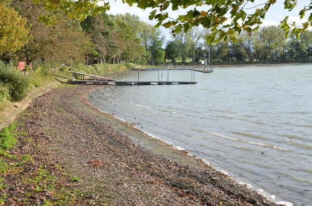 Openluchtzwemmen (nog) niet mogelijk in Dikkebusvijver