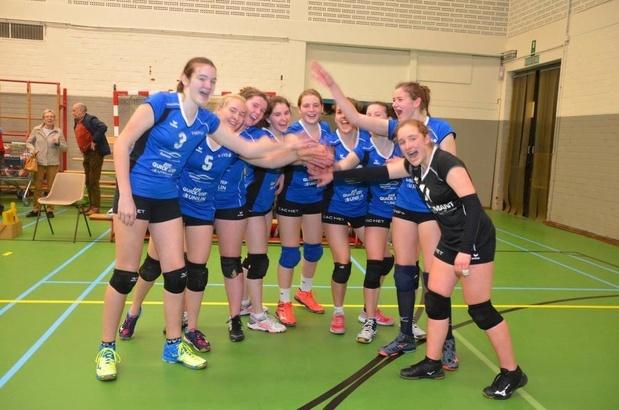 DVH Wielsbeke is kampioen in derde provinciale