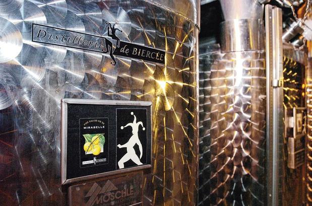 Un repreneur pour la Distillerie de Biercée