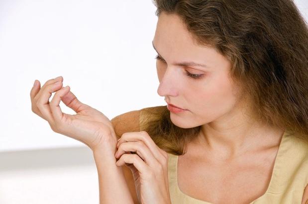 Covid-19: après le goût et l'odorat, la peau