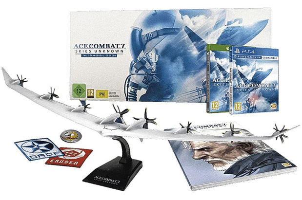 Ace Combat 7: Skies Unknown Edition Collector **
