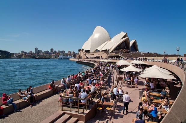 Sydney legt waterrestricties op door droogte