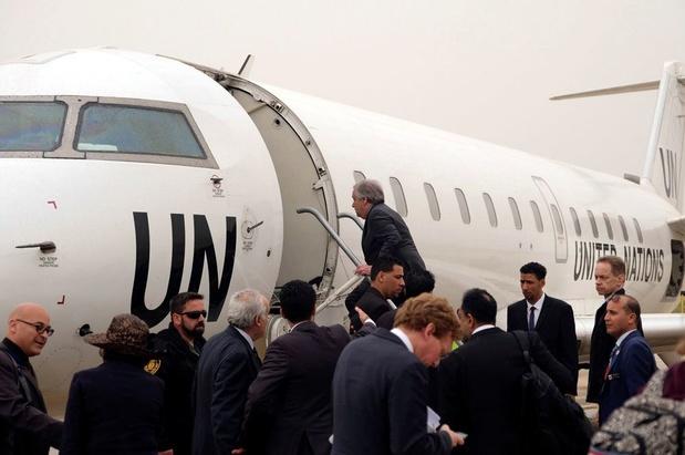 VN houden vast aan verzoeningsconferentie in Libië