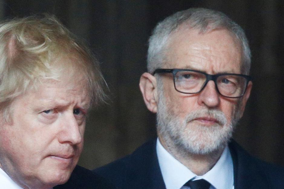 Van uitgelachen leiders tot een ziek kind op de grond: 5 sleutelmomenten uit de Britse kiescampagne