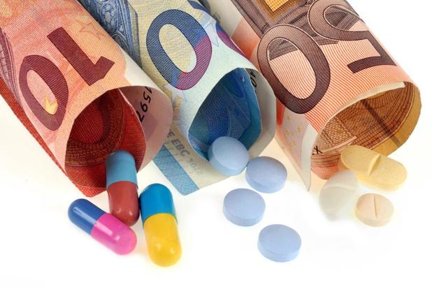 Des médicaments pas si chers en Belgique