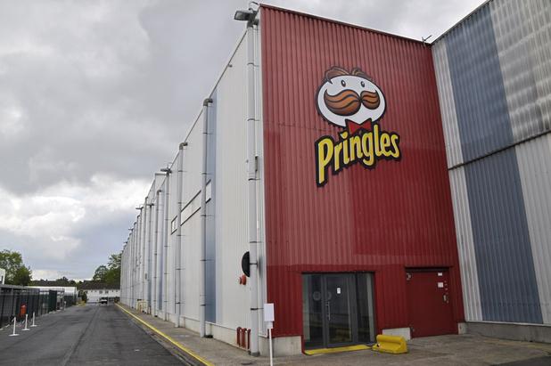 Kellog Company investeert 30 miljoen in Pringles-fabriek Mechelen