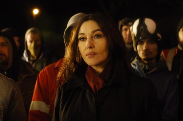 Wereldster op de rode loper: Monica Bellucci eregaste op Filmfestival Oostende