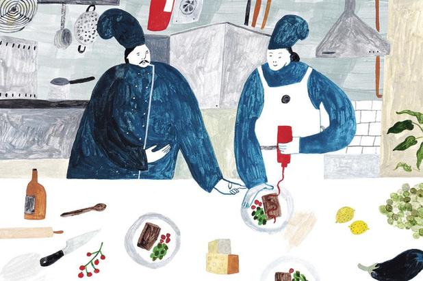 Eten bij de rechterhand: deze chefs kregen de allerbeste leerschool