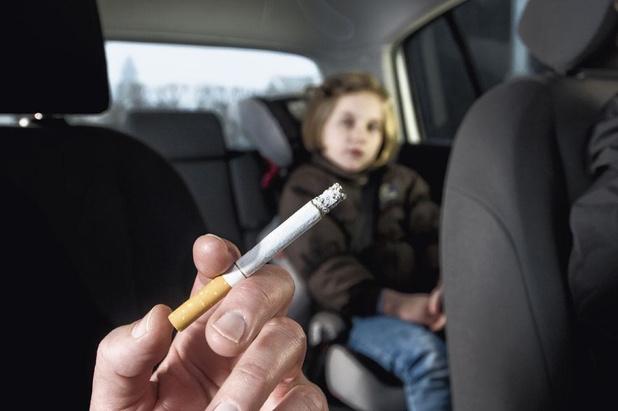 """Le tabac tabou en voiture, """"quel bazar !"""""""