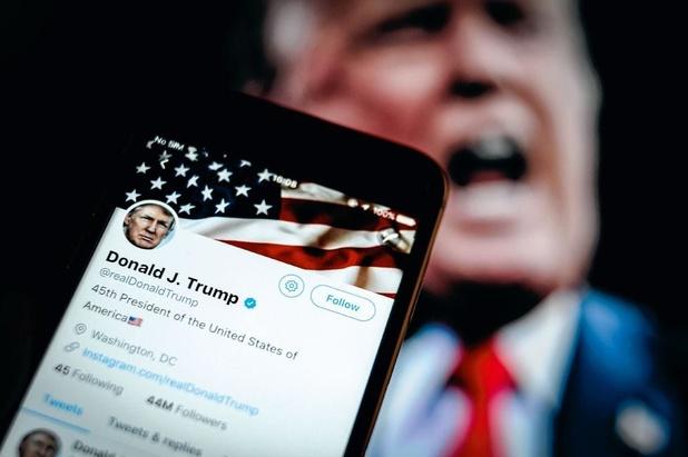 Trump veut un meilleur contrôle des médias sociaux
