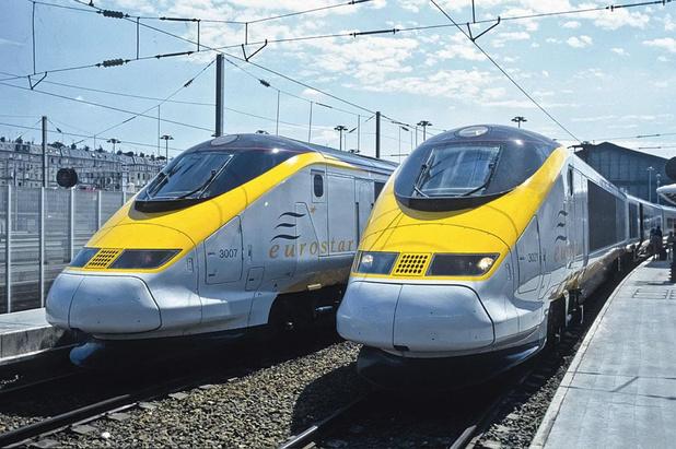 Eurostar se verdit pour ses 25 ans