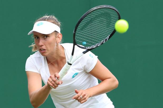 Elise Mertens expéditive pour son 1er tour, Van Uytvanck se joue de l'ex-N.2 mondiale à Wimbledon