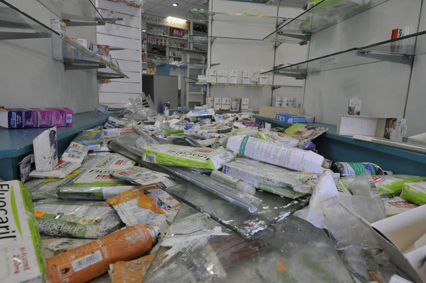 Les pharmaciens réclament des mesures supplémentaires pour assurer leur sécurité