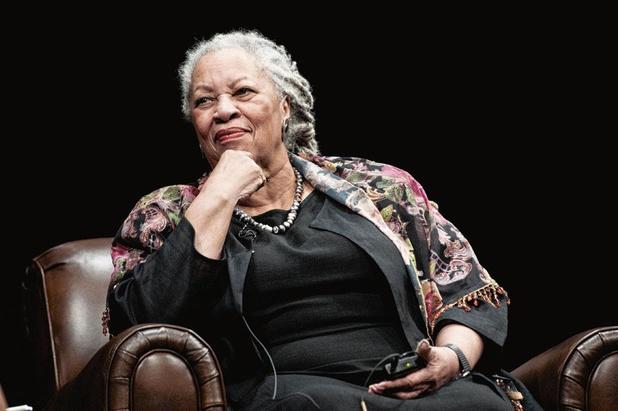 Dernière page pour Toni Morrison