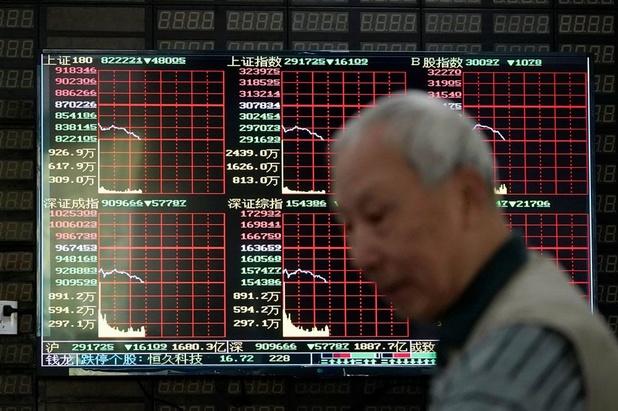 Escalatie handelsconflict VS en China duwt beurzen in het rood