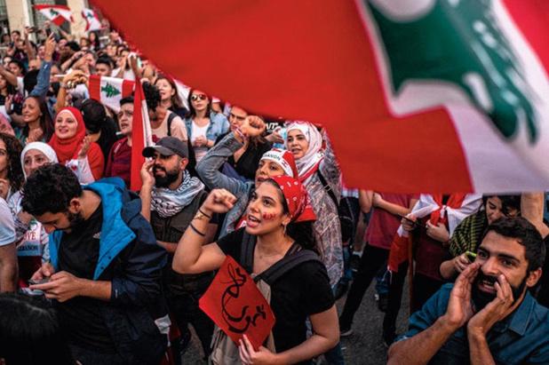 Le Liban quasiment paralysé