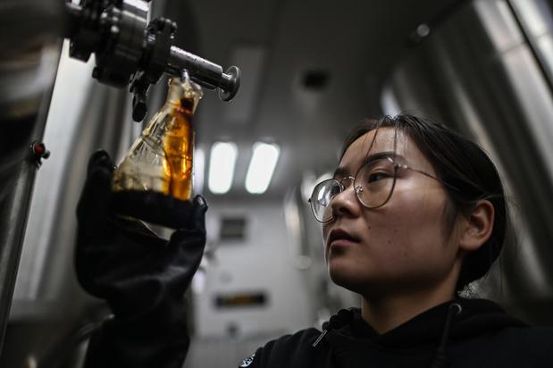 Le Covid en canette: Wuhan raconte son épidémie dans une bière