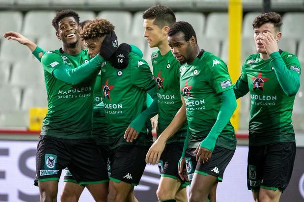 Cercle Brugge houdt Duitse eersteklasser in bedwang