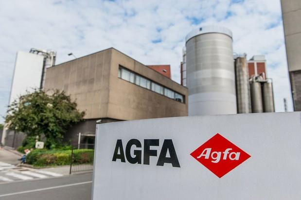 Printactiviteiten Agfa zijn zwaar geraakt
