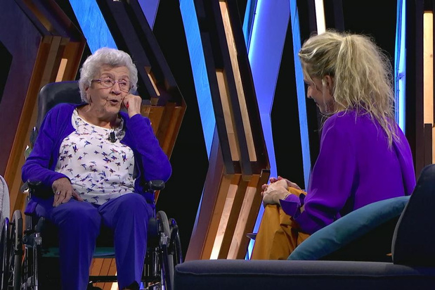 """Agnes schittert op podium door 'Vandaag over een jaar' op Eén: """"Het toppunt van mijn leven"""""""