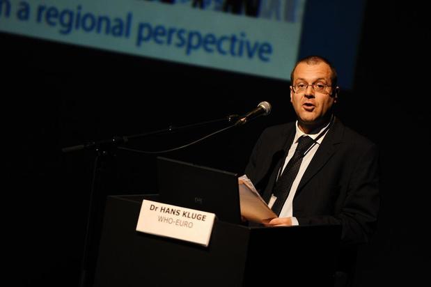 Le Belge Hans Kluge élu directeur européen de l'Organisation mondiale de la Santé