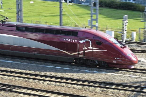 Mariage Thalys-Eurostar: une fusion lente