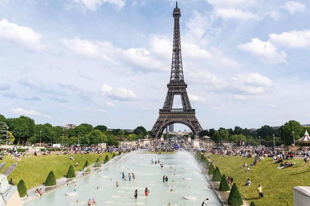 De opwarming van Parijs