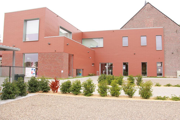 Basisschool in Outrijve opent vernieuwd schoolgebouw
