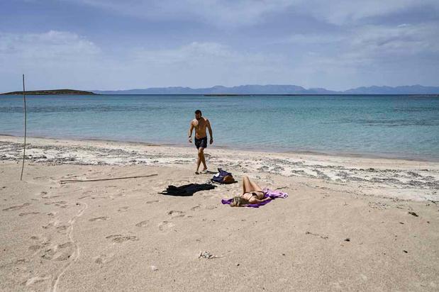 """Tourisme: la Grèce mise sur ses îles """"Covid-free"""""""
