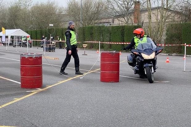 Motorrijders ontwaken uit winterslaap in Brugge