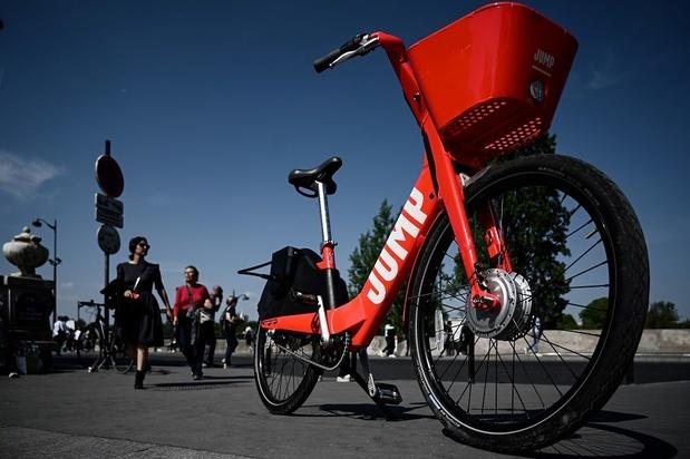 Uber lance les vélos électriques JUMP à Bruxelles
