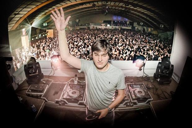 Koksijdse DJ opent club in Gentse Overpoort