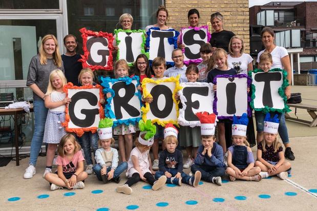 Vrije Basisschool Gits heet voortaan 'Gits Groeit'