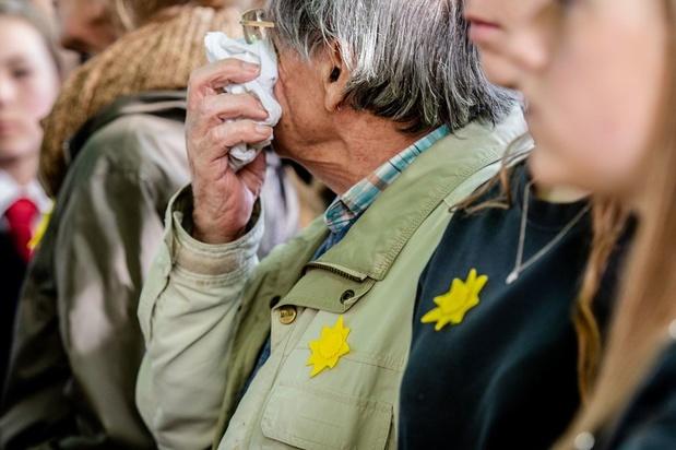 1.600 mensen nemen afscheid van Julie Van Espen in Schilde